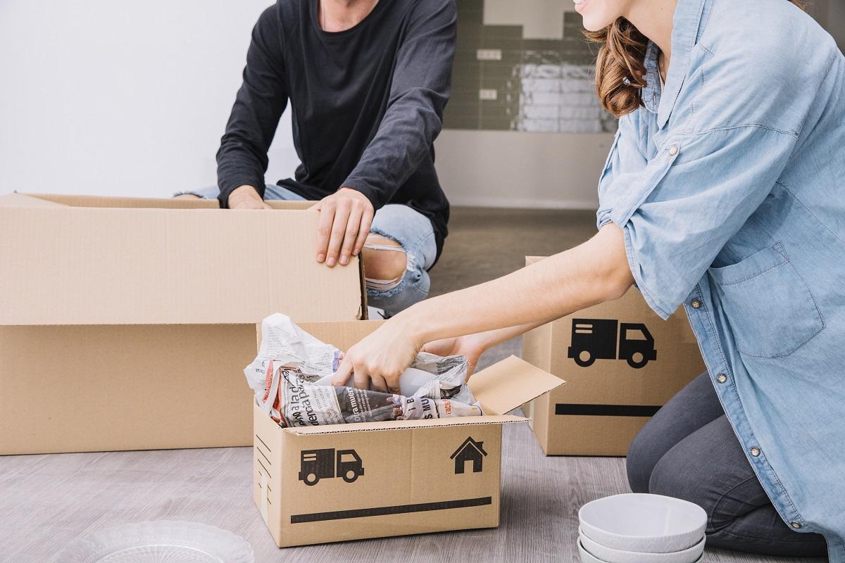 Comment préparer rapidement et correctement les boîtes pour le déménagement